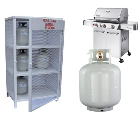 20# Propane Tank Exchange